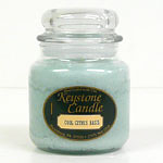Cool Citrus Basil Jar Candles 16 oz