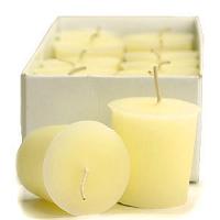 Vanilla Cupcake Scented Votive Candles