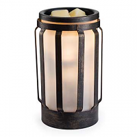Hampton Metal and Glass Tart Warmer