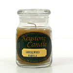 Sandalwood Jar Candles 5 oz