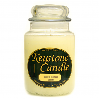 French Butter Cream Jar Candles 26 oz