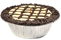 5 inch Peanut Butter Pie Candles