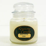 French Butter Cream Jar Candles 16 oz
