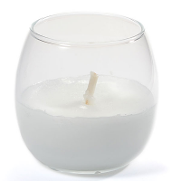 Optic Cup White Votive