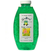 Sage and Citrus Glow Bowl Gel