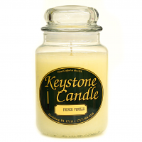French Vanilla Jar Candles 26 oz