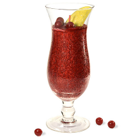 Cranberry Spritzer Drink Candles