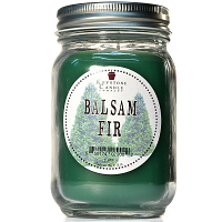 Balsam Fir Mason Jar Candle Pint