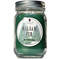 Balsam Fir Mason Jar Candle Pint