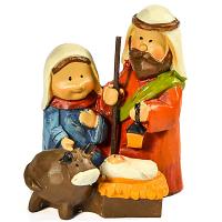 Mini Nativity Cow