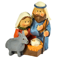 Mini Nativity Donkey