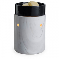 White Marble Electric Tart Burner
