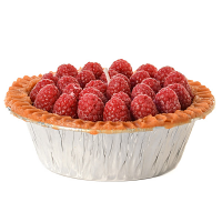 5 inch Raspberry Pie Candles