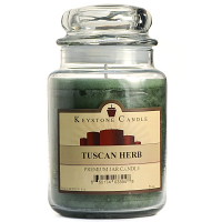 Tuscan Herb Jar Candles 26 oz