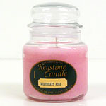 Sweetheart Rose Jar Candles 16 oz