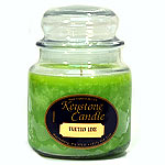 Tahitian Lime Jar Candles 16 oz