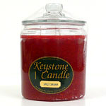 Apple Cinnamon Jar Candles 64 oz