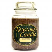 Hazelnut Coffee Jar Candles 26 oz