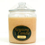 Cream Brulee Jar Candles 64 oz
