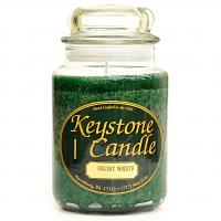 Holiday Wreath Jar Candles 26 oz