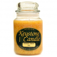 Homemade Pumpkin Roll Jar Candles 26 oz