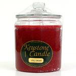 Mistletoe and Holly Jar Candles 64 oz