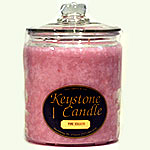 Pink Hibiscus Jar Candles 64 oz