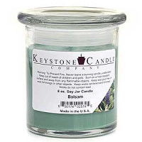Balsam Soy Jar Candles 8 oz Madison