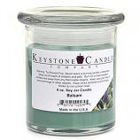 Balsam Soy Jar Candles 8 oz Madison