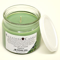 Bayberry Soy Jar Candles 5 oz