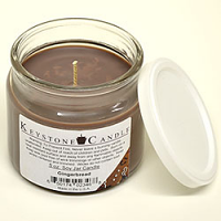 Gingerbread Soy Jar Candles 5 oz