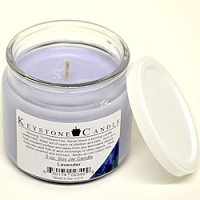 Lavender Soy Jar Candles 5 oz