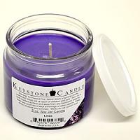 Lilac Soy Jar Candles 5 oz