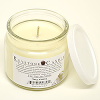 Very Vanilla Soy Jar Candles 5 oz