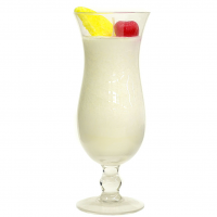 Pina Colada Drink Candles