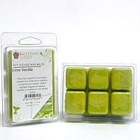 Lime Vanilla Soy Wax Melts