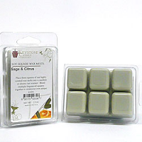 Sage & Citrus Soy Wax Melts