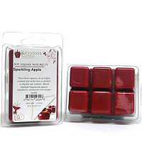 Sparkling Apple Soy Wax Melts