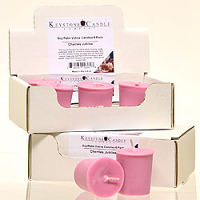 6pk Cherries Jubilee Soy Votive Candles