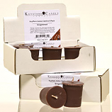6pk Gingerbread Soy Votive Candles