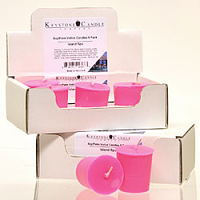 6pk Island Spa Soy Votive Candles