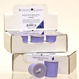 6pk Lavender Soy Votive Candles