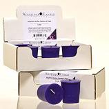 6pk Lilac Soy Votive Candles