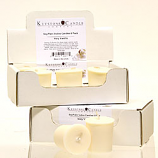 6pk Very Vanilla Soy Votive Candles
