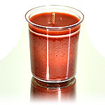 Amber Romance Soy Votive Candle Insert