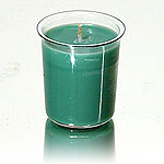 Balsam Soy Votive Candle Insert
