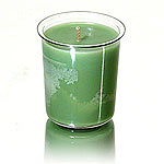 Bayberry Soy Votive Candle Insert