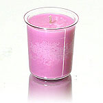 Cherries Jubilee Soy Votive Candle Insert