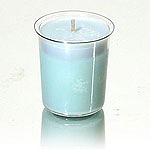 Clean Cotton Soy Votive Candle Insert