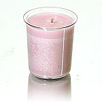 Hazelnut Coffee Soy Votive Candle Insert